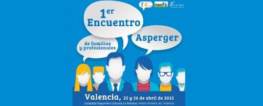 Encuentro Asperger 2015, familias y profesionales