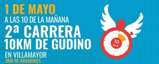 2ª Carrera 10Km de Gudino