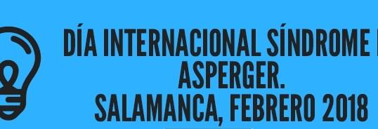 Día internacional Síndrome de Asperger 2018