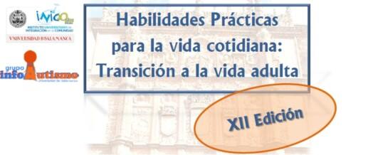 Curso habilidades prácticas para la vida cotidiana XII